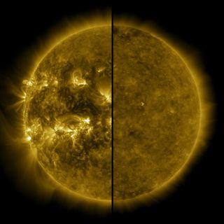 La NASA anunció que el nuevo ciclo solar ya ha comenzado