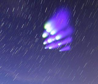 """La NASA crea """"nubes espaciales"""" artificiales"""