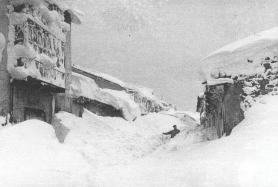 Reinosa Nevadona 1888