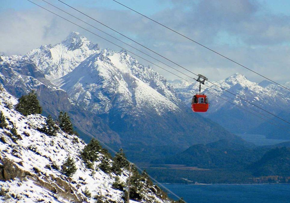 Nieve verano Bariloche San Martin de los Andes Patagonia