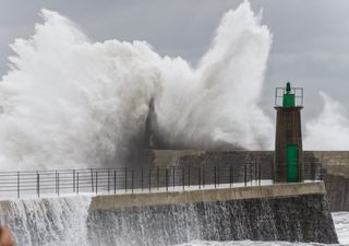 Pronóstico semanal: ¿cómo notaremos la borrasca colosal del Atlántico?