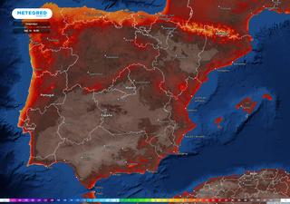 La ola de calor amenaza con batir récords absolutos de temperaturas