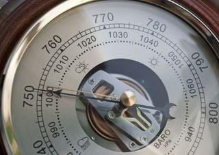 """La pressione atmosferica, una variabile """"dimenticata"""""""