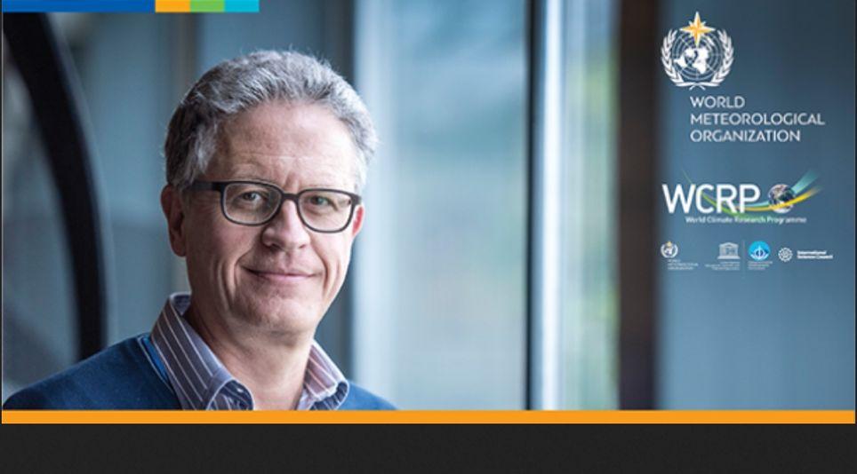 Thomas Stocker, profesor de física climática y ambiental de la Universidad de Berna