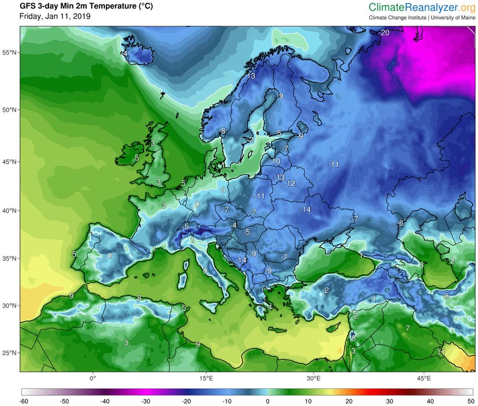 La Otra Irrupción Invernal: La Gripe Repunta Con La Llegada Del Aire Gélido Y Seco