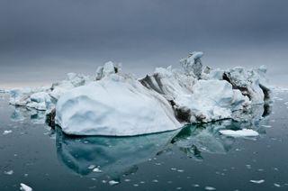 La perdida de la capa de hielo polar cumple el peor escenario