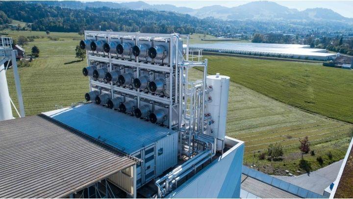 La primera planta de captura comercial de CO2 del mundo