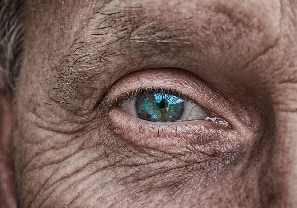 ¿Crees que los ojos azules o verdes, por el simple hecho de ser claros, son más sensibles a la exposición solar? No sé yo...