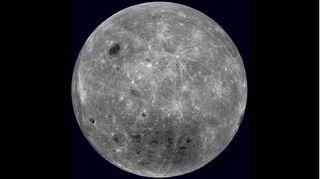 La rotación de la Luna desde LRO