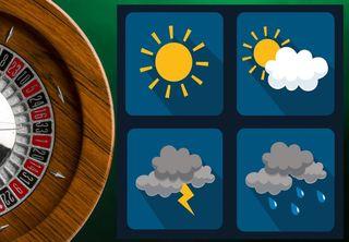 La ruleta meteorológica de la Semana Santa