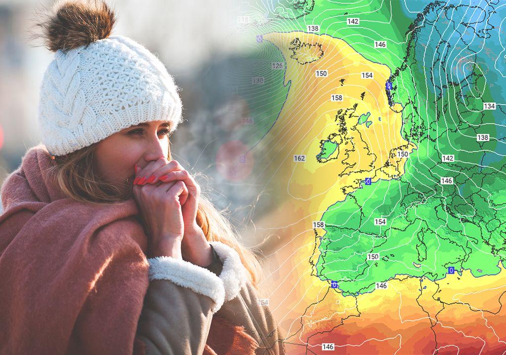 Frío marzo