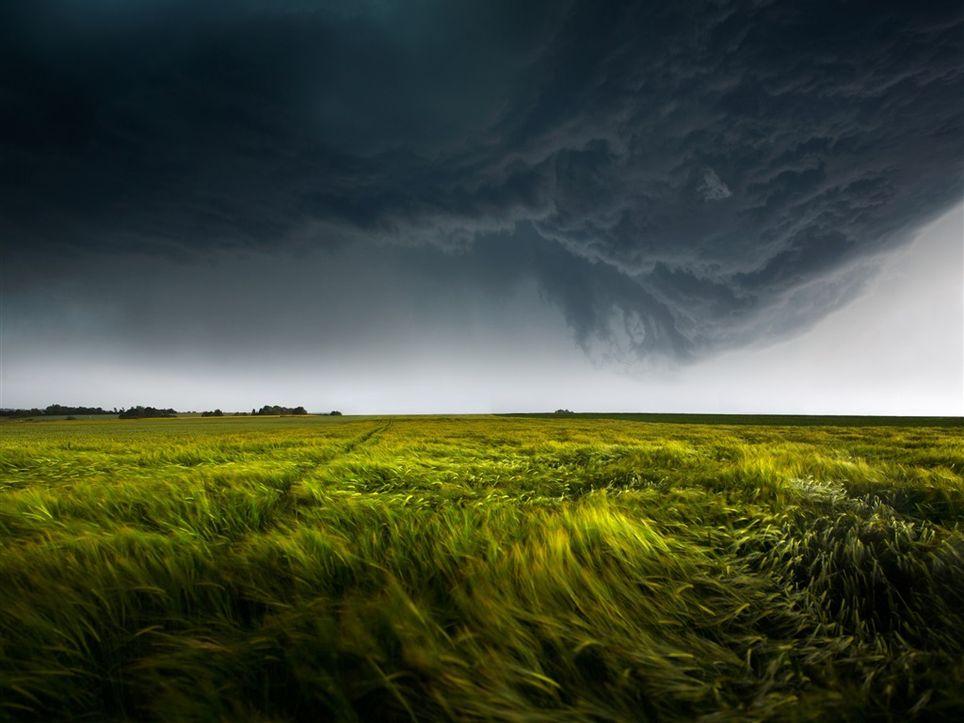 Alerta tormentas lluvias