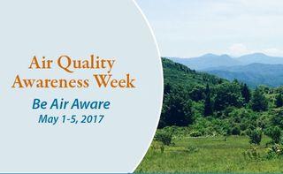 La Semana de Concienciación sobre la Calidad del Aire