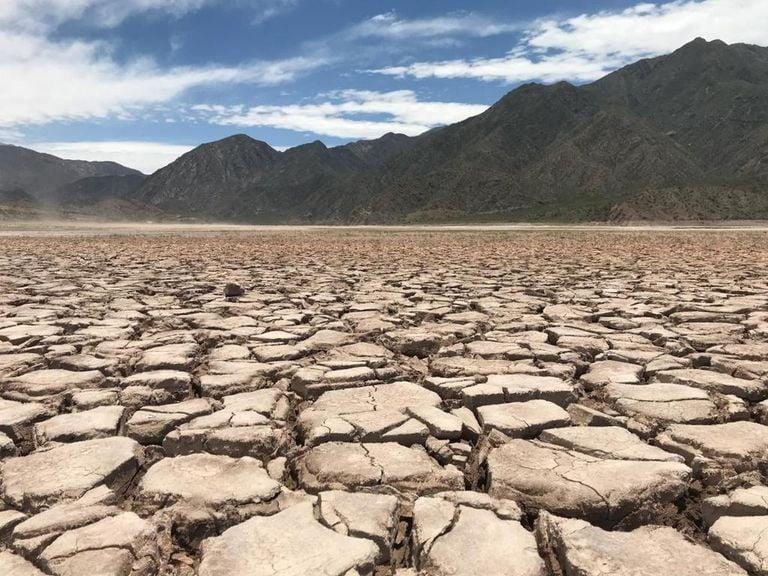 Condiciones secas y lluvias escasas se presentan en México.