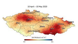 La sequía de la República Checa: la peor en 500 años