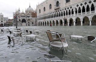 La subida el nivel del mar amenaza a decenas de sitios del Patrimonio Mundial de la UNESCO