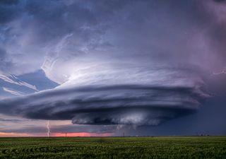 La spettacolare supercella del Kansas che ha fatto il giro del mondo