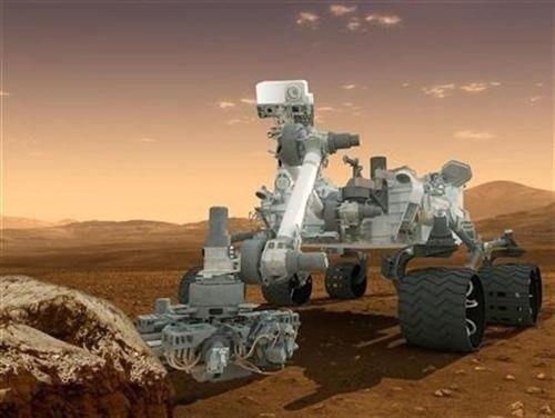 La Tecnología Española Del 'curiosity' Medirá La Radiación Uv En Marte