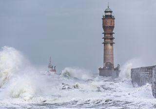 Alex : des vents tempétueux attendus la nuit prochaine en France