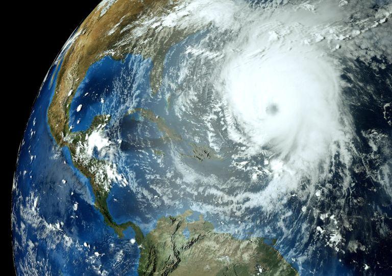 temporada de huracanes 2020 2005 Atlántico Caribe