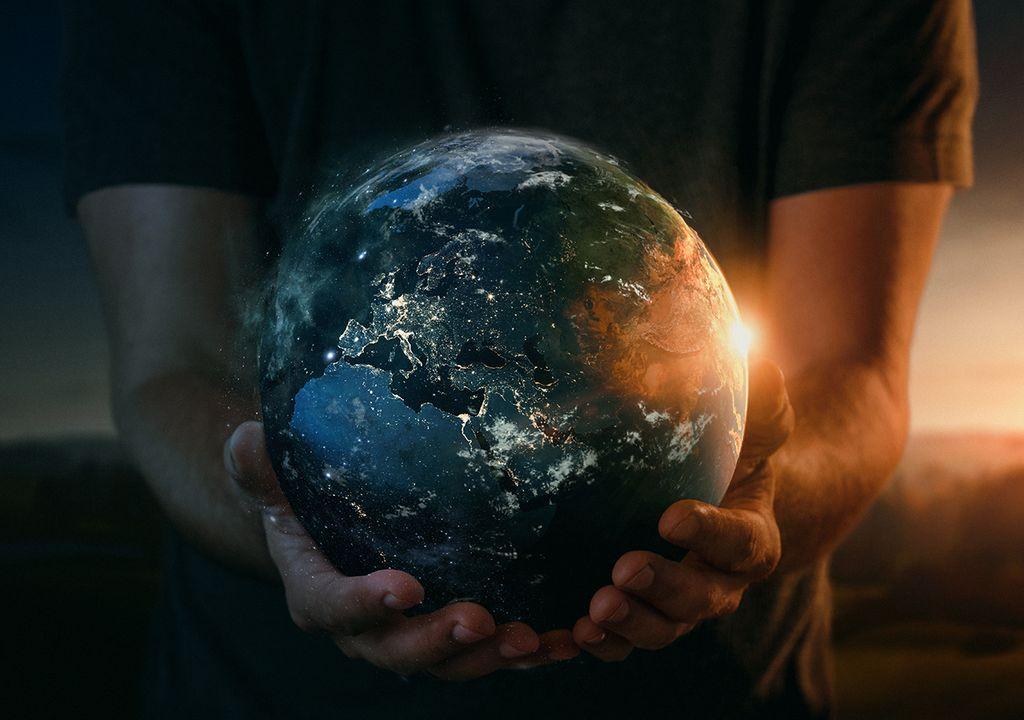 Albedo brillo de la Tierra Cambio Climático