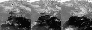 La tormenta del 10 de Agosto del 2002 en el noreste peninsular