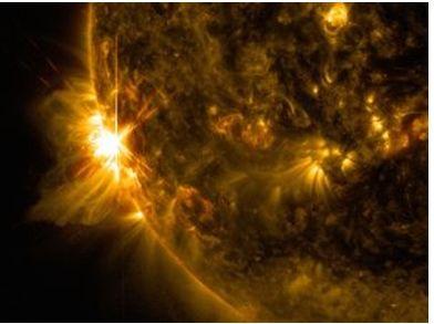 La Tormenta Solar Que Hizo Explotar Minas