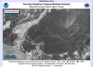 La tormenta tropical Cindy amenaza a la costa caribeña de los EEUU