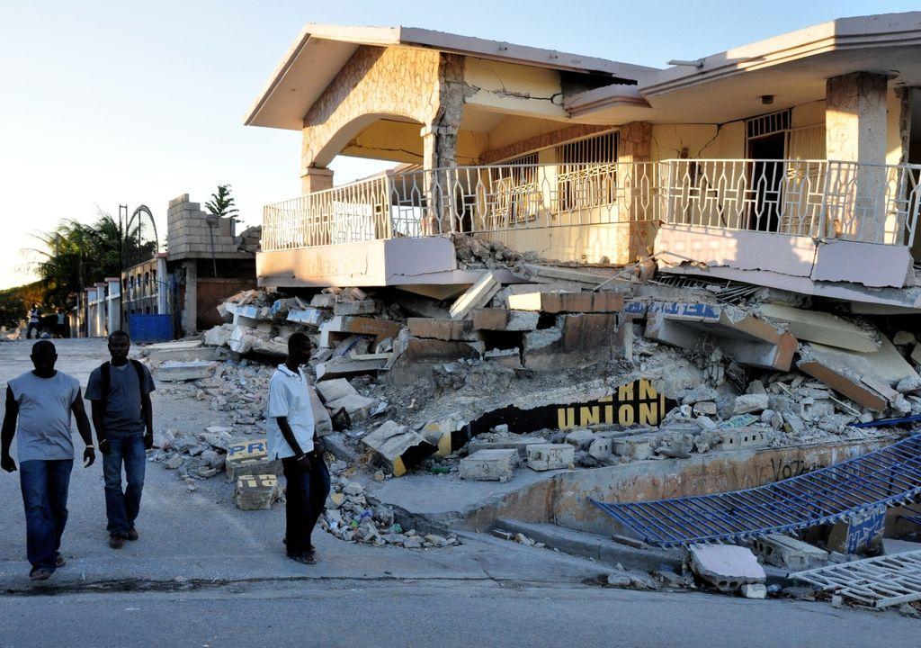 Hurrikan, Haiti