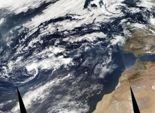 La tormenta tropical Paulette se dirige hacia la Península, ¿llegará?