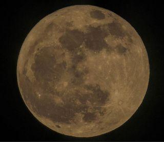 La última Luna llena del año 2018, y la primera del invierno...