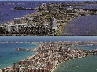 La urbanización de la costa de España se duplicó en 30 años: Greenpeace