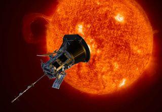 Lanzada con éxito la sonda de la misión Parker Solar rumbo al Sol