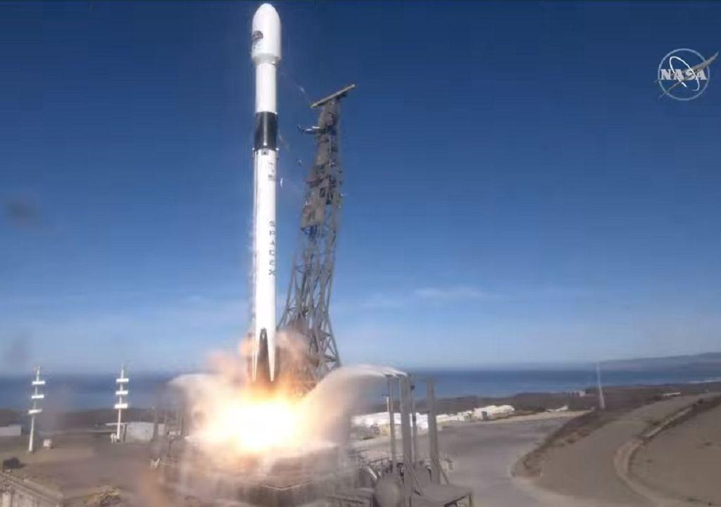 satélite Sentinel-6; Falcon 9