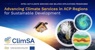 Lanzamiento del programa de servicios climáticos ClimSA