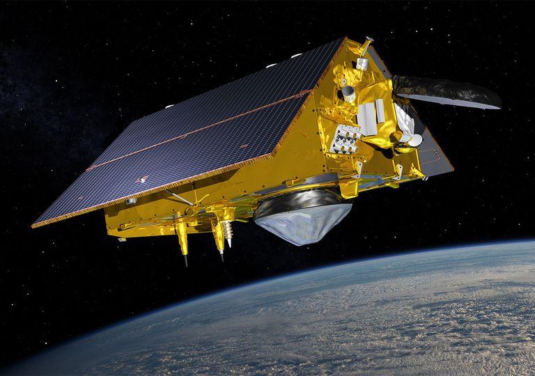satélite Sentinel-6A Copernicus