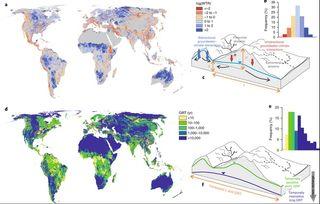 Las aguas subterráneas del mundo: una bomba del tiempo