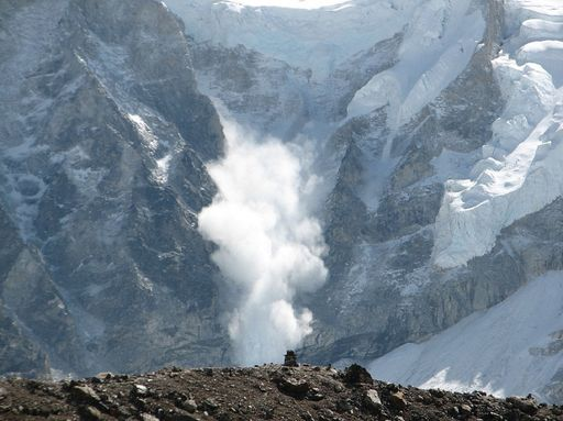 Las avalanchas: características y formación
