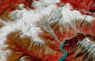 Las avalanchas de glaciares son más comunes de lo que se pensaba