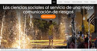 Las ciencias sociales al servicio de una mejor comunicación de riesgos
