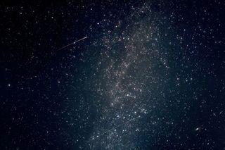 Las gemínidas: la última gran lluvia de estrellas del año 2020