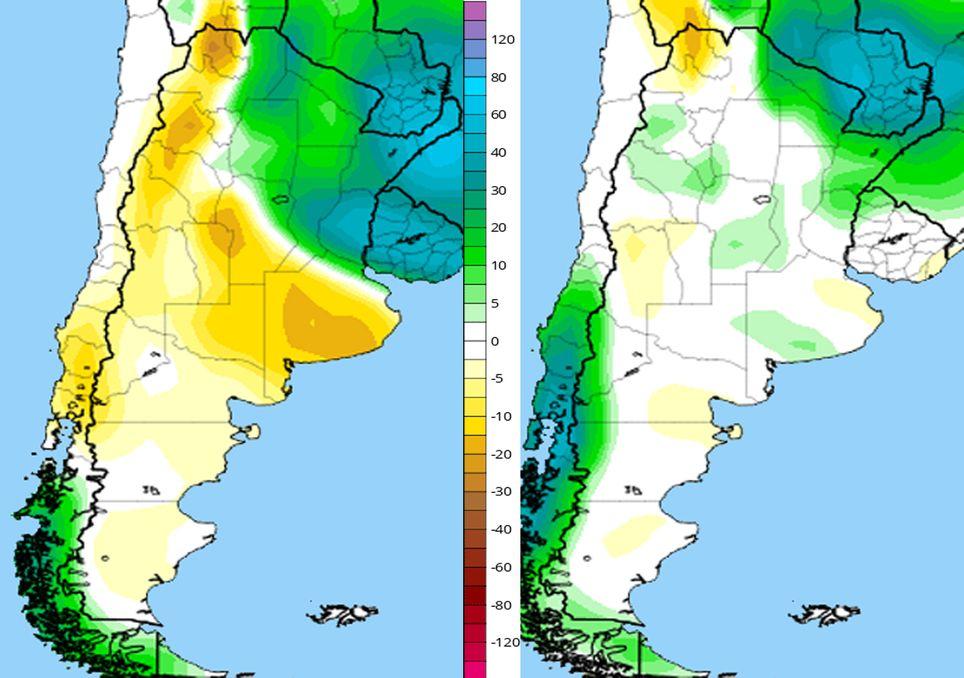 Anomalía, Tendencia, Lluvia, Precipitaciones, Sequía
