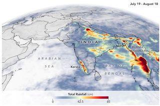 Las lluvias mortíferas de la India y el cambio climático: ¿encajan?