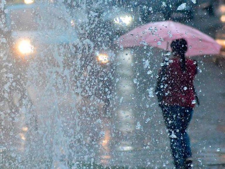 Lluvias tormentas alerta precipitaciones SMN