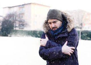 Las masas de aire frío que nos dejan tiritando en invierno