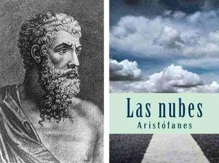 Las nubes de Aristófanes