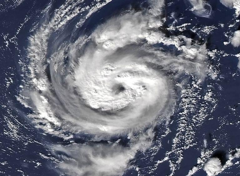 huracán Pablo