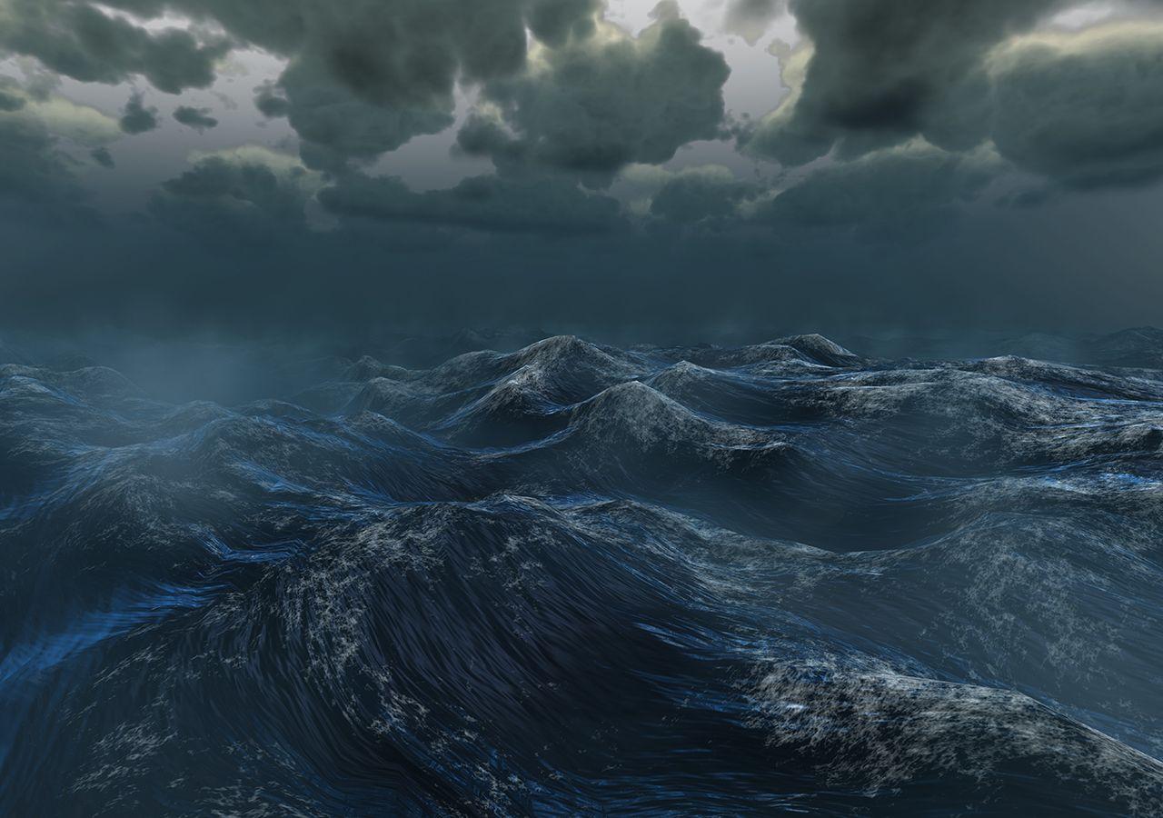 Olas Gigantes En El Mediterráneo Las Más Grandes Registradas