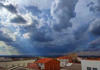 Tras las tormentas de esta tarde, la DANA traerá lluvias persistentes