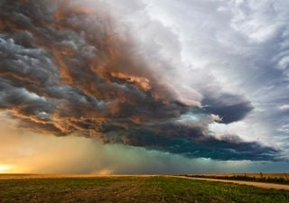 Las tormentas nos acompañarán en lo que resta de semana
